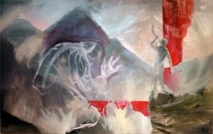 Αποτέλεσμα εικόνας για move mountains painting